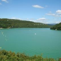 Lac Vouglans Jura